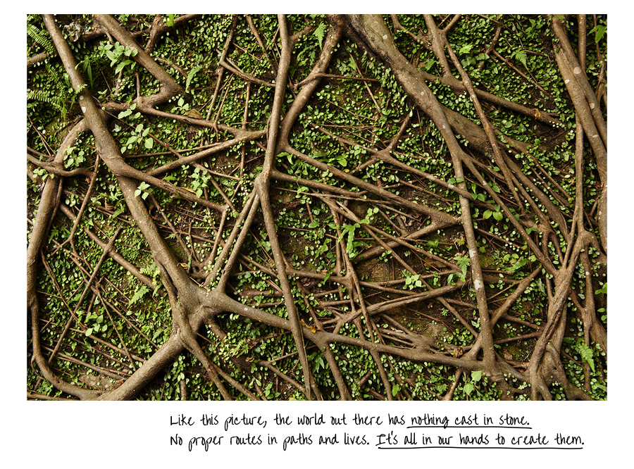 Creative Chronicles Pei Kang - In our hands to create paths & lives