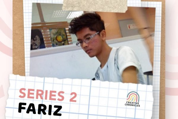 Creatives Chronicles Series2 - Fariz