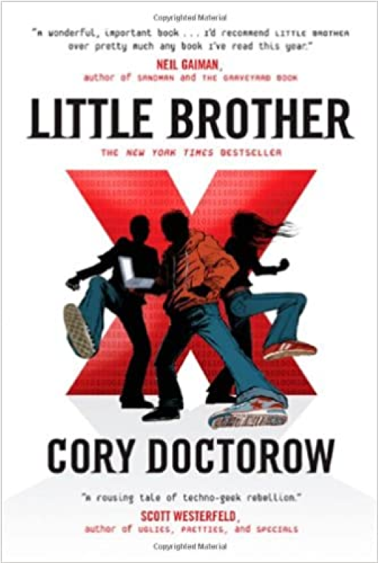 Little Brother - Cory Doctrow