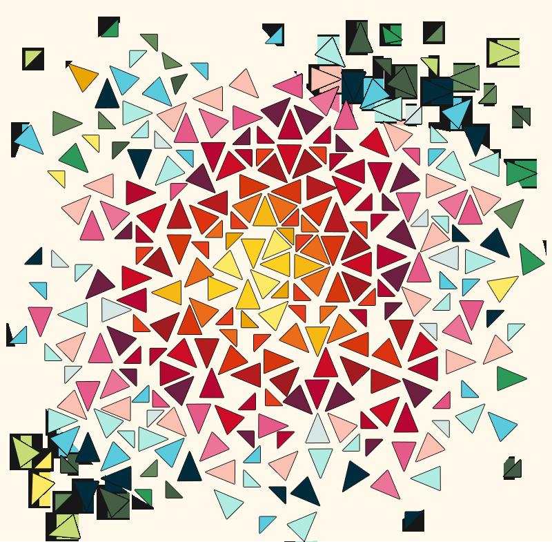 Creative Chronicles Series 3 - Fariz Kaleidoscope Shaken