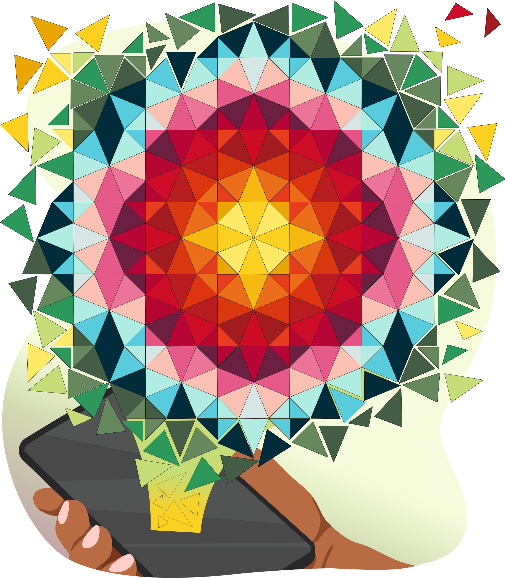 Creative Chronicles Series 3 - Fariz Kaleidoscope