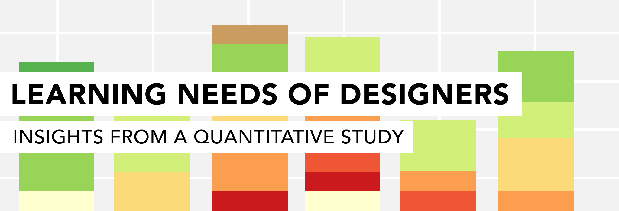 5 Thought-Provoking Insights on the Learning Needs of Designers in Singapore